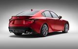 2022 Lexus IS 500 F SPORT Performance 020 600x400