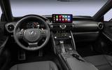 2022 Lexus IS 500 F SPORT Performance 036 600x398