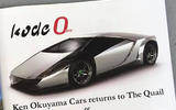 New one-off Ken Okuyama model set for Pebble Beach reveal