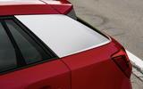 Audi Q2 floating roof