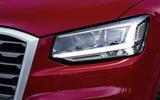 Audi Q2 LED headlights