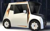 Chris Bangle reveals Redspace electric city car for China