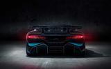 Bugatti Divo rear straight