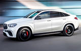 2020 Mercedes-AMG GLE 63 S Coupe