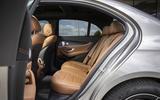 2020 Mercedes-Benz E300e - rear seats
