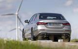 2020 Mercedes-Benz E300e - cornering rear