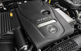 2020 Mercedes-Benz E300e - engine