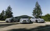 New Mercedes EQ models