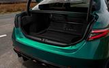 21 Alfa Romeo Giulia GTAm 2021 FD boot