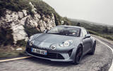 Alpine A110S 2019 first drive review - cornering