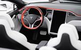 21 ARES Tesla Model S Cabrio Int (1)