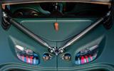 21 Aston Martin Victor 2021 suspension