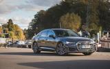 Audi A6 2018 long-term review - static