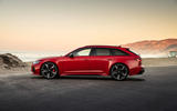 Audi RS6 Avant 2019 first drive review - static side