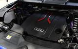 21 Audi SQ5 TDI 2021 UK FD engine