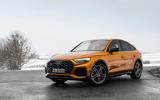 21 Audi SQ5 2021 first drive review static front