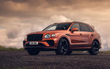Bentley Bentayga 2020 UK first drive review - static
