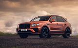 Bentley Bentayga 2020 UK first drive review - static