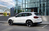 BMW iX3 2020 first drive review - static rear