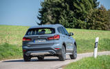 BMW X1 25d 2019 first drive review - cornering
