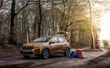 21 Dacia Sandero Stepway 2021 UK first drive review static