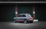 21 David Brown Mini Remastered Oselli 2021 UK FD static rear