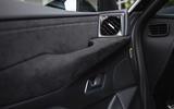 DS 3 E-Tense 2019 first drive - door linings