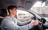 Fiat Panda Cross Hybrid 2020 first drive review - Simon Davis driving