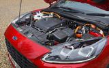 Ford Kuga engine