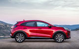 Ford Puma Titanium 2020 first drive review - static side