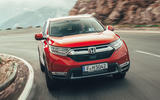 Honda CR-V 2018 first drive review on the road