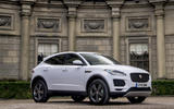 Jaguar E-Pace D150 2018 review static