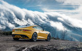 Jaguar F-Type Coupé 2020 first drive review - static rear