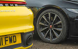 Jaguar F-Type R 2020 - static wheel