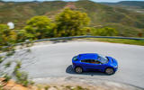 Jaguar I-Pace 2018 review cornering