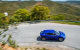 Jaguar I-Pace 2018 review cornering