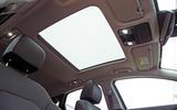 Kia Ceed 2018 long-term review - sunroof interior