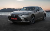 Lexus ES 2019 first drive review - static hero