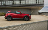 Mazda CX-3 2018 first drive review static side