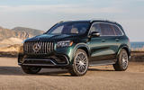 Mercedes-AMG GLS 63 2020 first drive review - static front