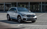 Mercedes-Benz GLC F-Cell 2018 first drive review - static front