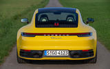 Porsche 911 Carrera 2019 first drive review - static rear