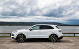 Porsche Cayenne E-Hybrid 2018 review static side