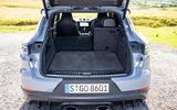 21 Porsche Cayenne Turbo GT 2021 UK FD boot