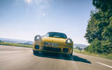 21 RUF CTR 2020 first drive review on road