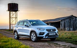 Seat Ateca Xperience 2020 UK first drive review - static
