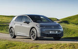 Volkswagen ID 3 2020 UK first drive review - static