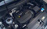 21 Volkswagen Tiguan 2021 UK FD engine