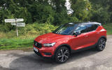 Volvo XC40 2018 long-term review - countryside