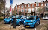Renault Zoe vehicle-to-grid